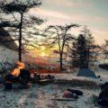冬キャンプのシュラフだけは良いものを!おすすめダウンシュラフをご紹介!