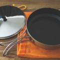 ユニフレーム山フライパン一つでソロキャンプはほとんどの料理ができる!